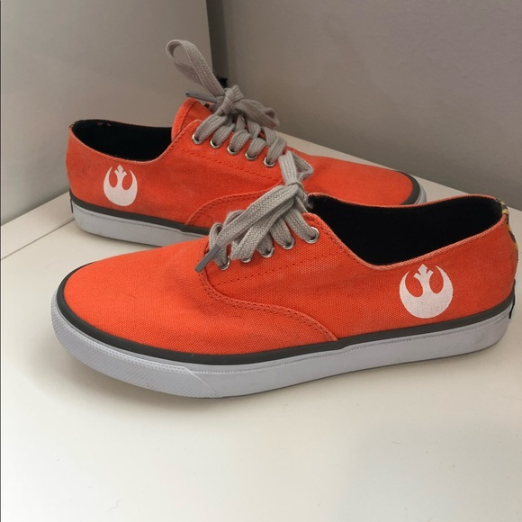 Star Wars Sneakers >> Sperry Topsider Star Wars Sneakers 7 5